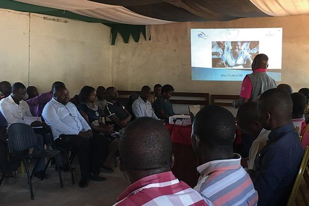 Proyecto Wun Weke en Mzoambique