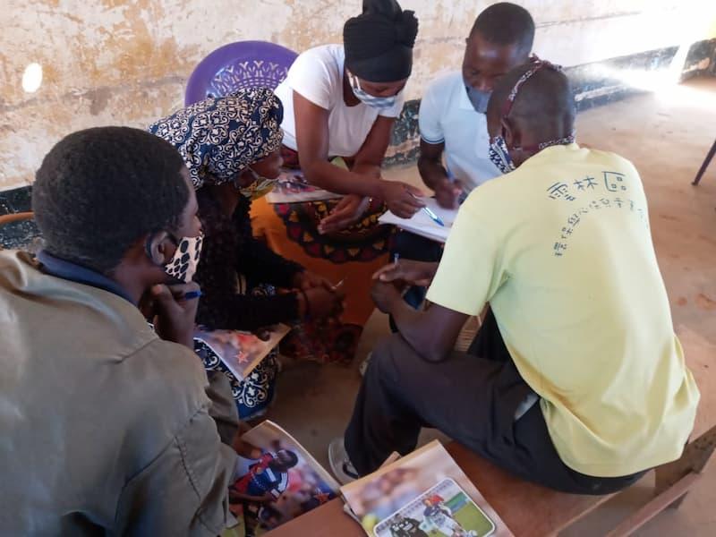 La Fundación APY trabaja desde 2018 en Cabo Delgado, Mozambique